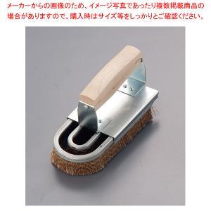 スチールワイヤー 手動用ブラシ No.16|meicho