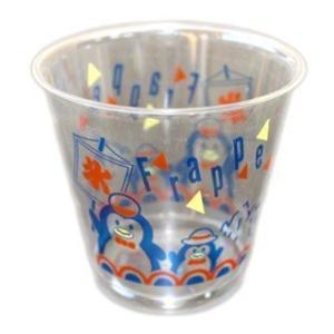 業務用かき氷機用 かき氷カップ プラスチックカップ ピースペンギン 50個 日本製|meicho