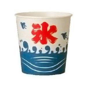 業務用かき氷機用 かき氷カップ 紙カップ かき氷 50個 日本製|meicho