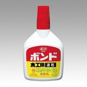 接着剤 木工用ボンド 速乾 大 180G #10832 コニシ【 事務用品 貼 切用品 木工用接着剤...
