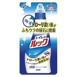 """""""トロ〜リ濃い液""""が、ふち裏の汚れに密着・洗浄。 ●容量:350mL●酸性洗剤 ●メーカー名:ライオ..."""