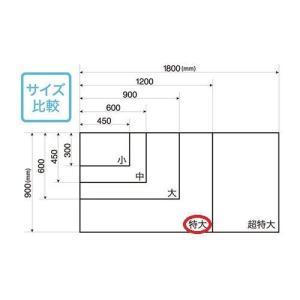 暗線入りマグネットホワイトボードシート    MSHP−90120−M   【 オフィス家具 ホワイ...