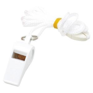 カラーホイッスル 041-054 本体色:白 銀鳥産業【 事務用品 学童用品 ホイッスル 】