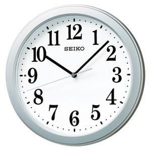セイコー 電波掛時計 コンパクトサイズ KX379S meicho