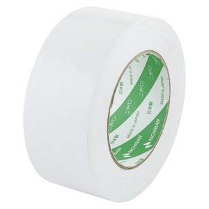 ハイクラフトテープ 白 320W-50 本体色:白 ニチバン【 梱包 作業用品 梱包テープ 養生テープ クラフトテープ 】
