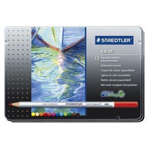 水溶性ソフトカラー芯 やさしいタッチで描ける水彩色鉛筆。 ●仕様:12色/缶入 ●型番:125 M1...
