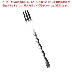 18-8 くるくるパスタフォーク S【 カトラリー・箸 】