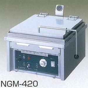 業務用 電気餃子焼器 NGM-420 【厨房機器】【メーカー直送/代引不可】【業務用】【】 meicho
