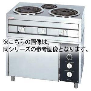 押切電機 電気レンジ (オーブン付) OKRO-260PB 1500×750×850|meicho
