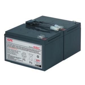 エーピーシー・ジャパン APC SU1000J/SUA1000J交換用バッテリキット RBC6L|meidentsu