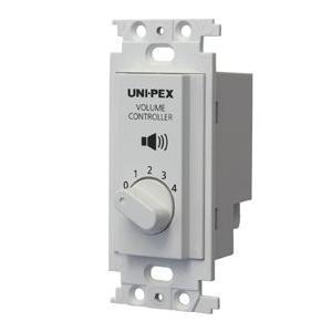 UNI-PEX/ユニペックス スピーカー関連機器 アッテネーター AT-062B UNIPEX※0.5W〜6W用|meidentsu