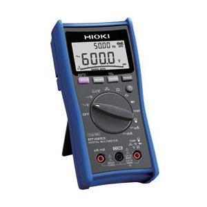 【送料無料】HIOKI/日置電機 現場測定器 デジタルマルチメータ DT4253|meidentsu