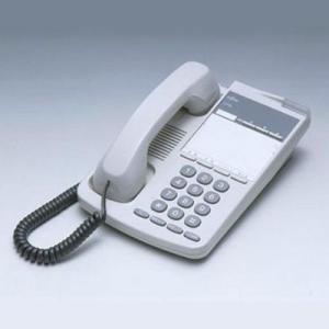 富士通 オフィス用アナログ電話機 iss phone 20B(FC755B1WH)
