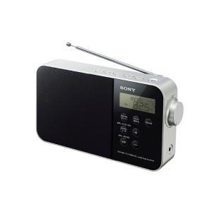 【送料無料】ソニー FM/AM/ラジオNIKKEI PLLシンセサイザーポータブルラジオ ICF-M780N|meidentsu