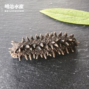 北海道産 乾燥なまこ Sサイズ 天然 野生 一級品 海参 100g 明治水産