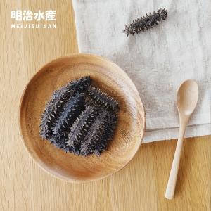 北海道産 乾燥なまこ Sサイズ 天然 野生 一級品 海参 500g 明治水産