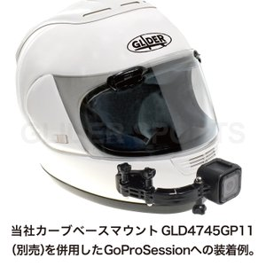 GoPro 用 アクセサリー アジャストアームセット MJ75  アクションカメラ用パーツ ウェラブルカメラ用マウント|meijie-ec|07