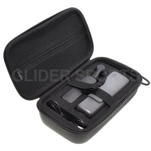 DJI Osmo Pocket用アクセサリー 収納用ハードケース 保護バッグカバー ハンドヘルド オズモポケット用ケース ポータブル収納ボックス キャリーケース meijie-ec 04