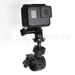 GoPro アクセサリー ボールアームバイクマウントの詳細画像2