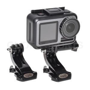 GoPro 用 アクセサリー Jフック2個 バックル (HERO8 等 GoPro シリーズ全般 Osmo Action 対応)|meijie-ec|07