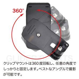 GoPro アクセサリー ハウジングマウント付...の詳細画像3