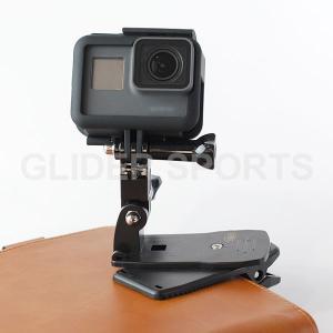 GoPro(ゴープロ) アクセサリー 3WAY(3方向)ピボットアーム meijie-ec 03