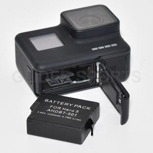 GoPro HERO7Black/HERO6/HERO5用 互換バッテリー 住本製作所 充電|meijie-ec|02