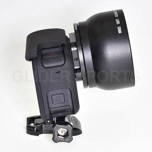 GoPro HERO7Black/HERO6/HERO5用 2倍ズームレンズ ×2コンバーター HERO用望遠レンズ 52mm|meijie-ec|08