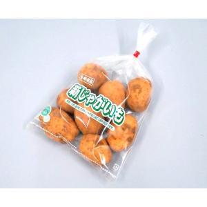 オーラパック 野菜袋 新じゃがいも イラスト入り 長崎県 5,000枚入|meijoukasei
