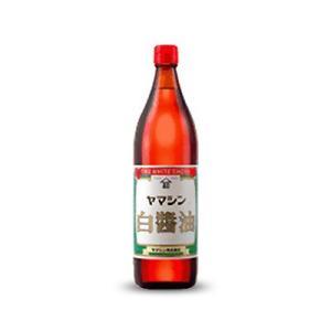 ヤマシン白醤油900ml ヤマシン(愛知)