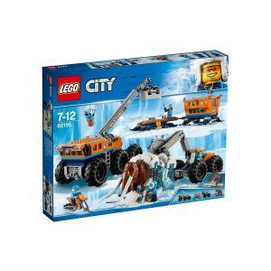 レゴ(LEGO)シティ 北極探検基地 60195|meipls