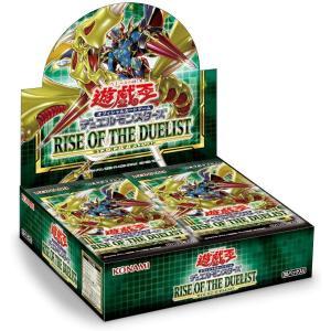 遊戯王 OCG デュエルモンスターズ RISE OF THE DUELIST BOX(初回生産限定版 +1ボーナスパック同梱)|meipls