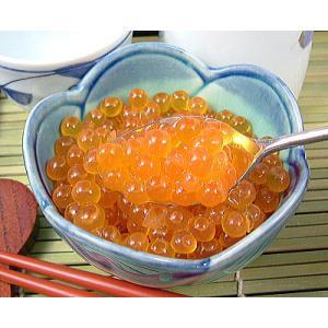 いくら 醤油漬け いくら極上の秘伝イクラ 醤油漬け【80g】|meisankobo