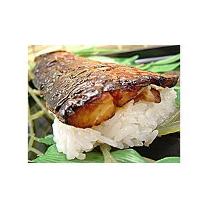 焼き鯖寿司 ハーフサイズを1本  焼き鯖 すし 鮨|meisankobo|03