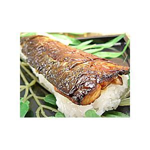 焼き鯖寿司 ハーフサイズを1本  焼き鯖 すし 鮨|meisankobo|06