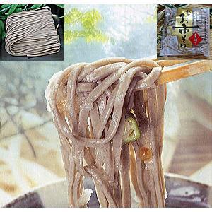 越前蕎麦 乾麺 越前そば(乾めん)6食入つゆ付 新そば 乾燥そば麺 五割 越前そば meisankobo