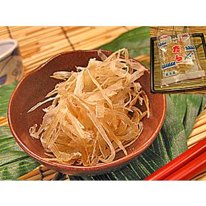 福井県特産 味付けたら オーロラ印 5袋入り 味付けタラ たらのはな|meisankobo