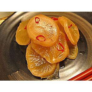 福井県名物 たくわんの煮付け 1kg 沢庵の煮たの タクワンの煮物  たくあん煮 タクアン煮付 煮物 たくあん タクアン|meisankobo
