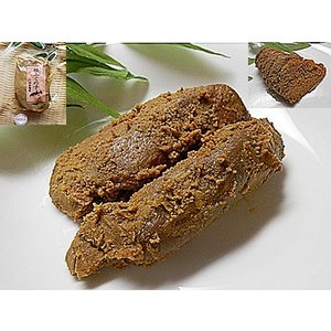 糠ふぐの子 1袋入り フグの卵巣 の 糠づけ ふぐの子糠漬け ふぐの子ぬか漬け フグの卵巣 フグ卵巣 ぬか漬 河豚 へしこ|meisankobo