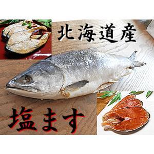 塩ます 1尾入 塩鱒 塩マス 塩 ます 塩 マス塩 鱒 ます寿し ますの寿し 鱒の寿司 の材料に|meisankobo