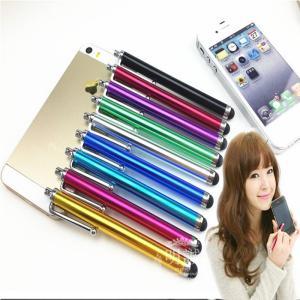 送料無料 高品質タッチペン ipad Air2 iphone6 iphone6plus Xperia Galaxy スマートフォンタッチペン  タブレット Tab用タッチペン10色タッチペン|meiseishop