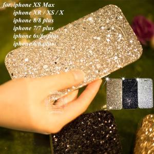 iPhone XR iPhone XS Max キラキラPCケース iPhone XS 手帳型保護ケース iphone Xケース iphone8 plus iphone6s plus iphone7 plus 高品質スマホケース 送料無料|meiseishop