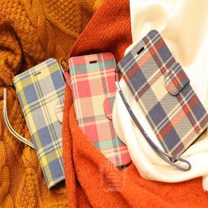 iphone8 iphone8plus iphone7 iphone7plus Xperia XZ/XZs /X Performance/Z5/Z5 Premium/Z5 Compact/Z4/Z3 ケース 手帳型 iphone6s ケース 明誠チェック柄ケース|meiseishop