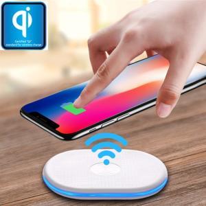 Qiワイヤレス充電器 QI 基準 無接点充電 スマホ充電器 ...