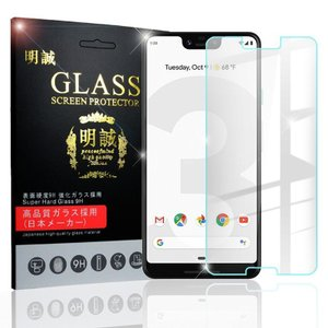 Google Pixel 3 XL 強化ガラス保護フィルム Google Pixel 3 XL 液晶保護ガラスフィルム Google Pixel 3 XL 強化ガラスフィルム Google Pixel 3 XL 保護フィルム|meiseishop