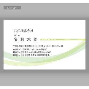 カラー名刺(100枚送料込み)ae0106|meishidas