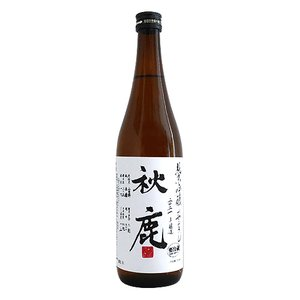 ≪日本酒≫ 秋鹿 純米吟醸 ひやおろし 720ml :あきしか meishu-honpo