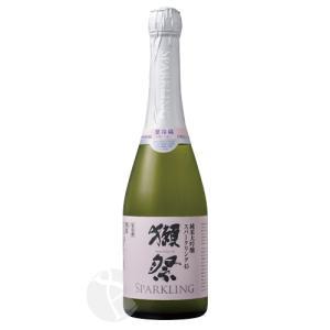 ≪日本酒≫ 獺祭 発泡にごり酒スパークリング50 純米大吟醸 720ml :だっさい