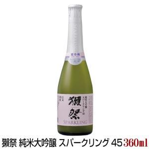 お中元 ギフト 獺祭 日本酒 だっさい 50 スパークリング360ml五十 純米大吟醸 発泡にごり酒 旭酒造 山口県