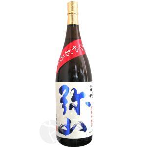 ≪日本酒≫ 一代 弥山 純米吟醸原酒 八反錦 ひやおろし 1800ml : いちだい みせん|meishu-honpo